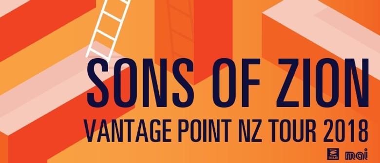 Sons of Zion - Vantage Point NZ Tour