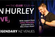Ben Hurley: The Club Tour
