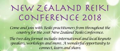 Reiki NZ Inc International Conference