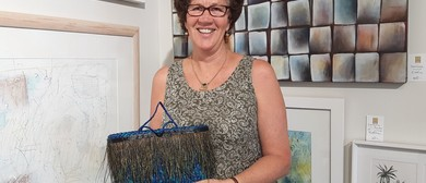 Woven Time: Kete Weaving with Bernie Ross