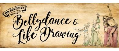 Dr Sketchy's July: Bellydance