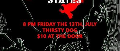 Friday the 13th Graveyard Thrasher
