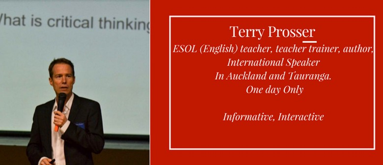 ESOL Seminar With Terry Prosser