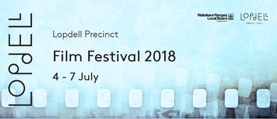 Lopdell Precinct Film Festival - NZ Archive Presentation