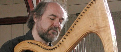 Lunchtime Concert - Thomas Loefke's Harp Music