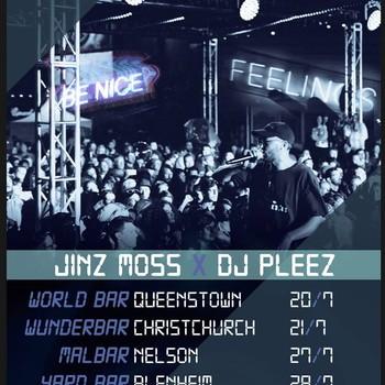 Jinz Moss x DJ Pleez