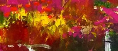 Acrylic Painting Evening Classes