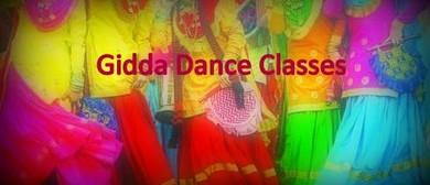Punjabi Gidda Dance Class – Sunday