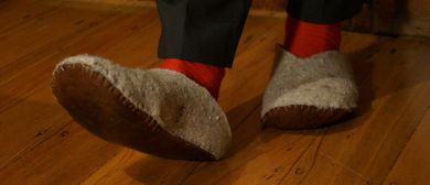 Make Your Own Slippers