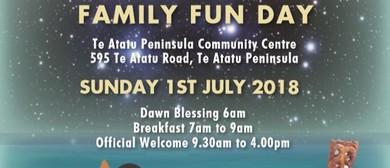 Matariki Whanau Fun Day