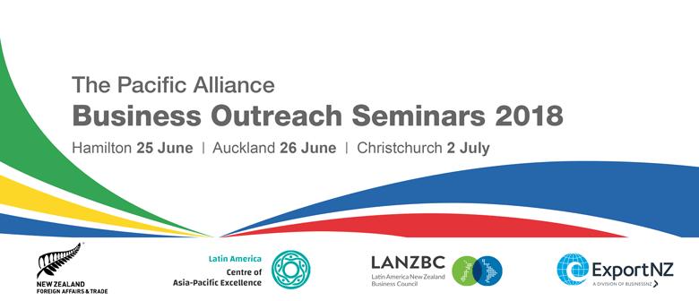 Pacific Alliance - Business Outreach Seminar