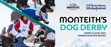Monteith's Dog Derby