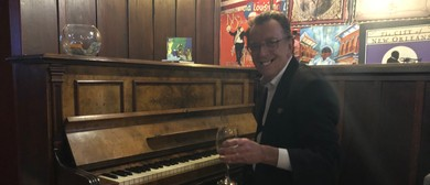 John Key At the Piano