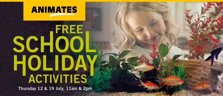 Animates Whanganui - School Holiday Activities