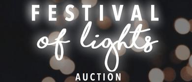 HCS Festival of Lights Auction