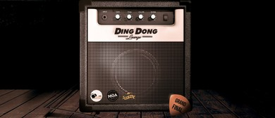 Ding Dong Lounge Bands Competition Grand Final 2018