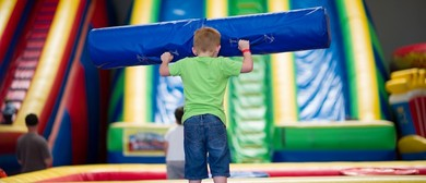 Bounce & Beyond Great Inflatable Challenge
