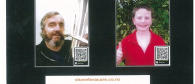 Nigel & Rhyan's Shave For A Cure
