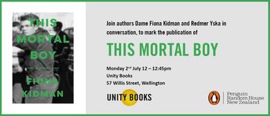 Lunchtime Author Event - Damn Fiona Kidman