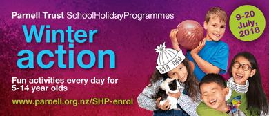 Wonderful Weaving - Parnell Trust Holiday Programmes