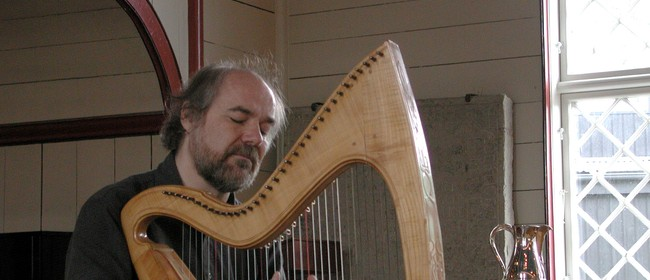 Thomas Loefke - Harp Music from the Celtic Northwest