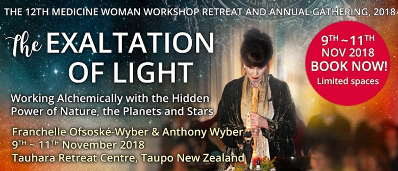 The 12th Medicine Woman Workshop Retreat and Gathering