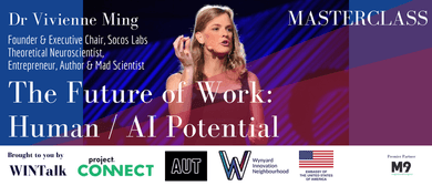 The Future of Work: Human / AI Potential - Masterclass