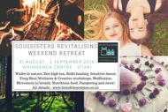 Soulsisters Revitalising Weekend Retreat