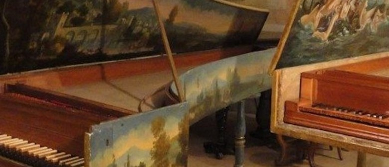 Thursday Heritage Concerts - Purcell's Harpsichord Master