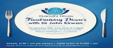 Gandhi Nivas Fundraising Dinner
