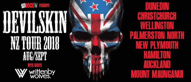 Devilskin NZ Tour 2018
