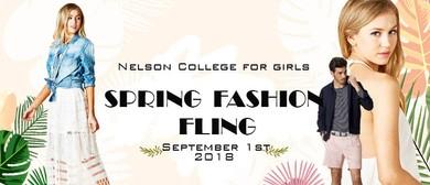 Spring Fashion Fling!