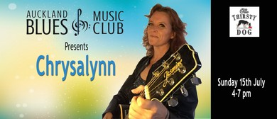 Chrysalynn - Auckland Blues Music Club