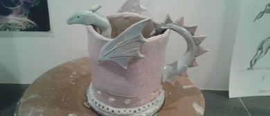 Children's Clay Class - Animal Mugs