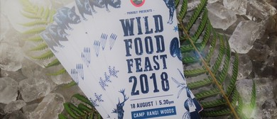 Wild Food Feast 2018: Antarcticana by Te Radar