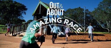 Out and About - Amazing Race
