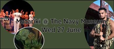 Matariki @ The Navy Museum