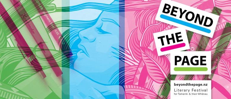 Comics with Sarah Laing