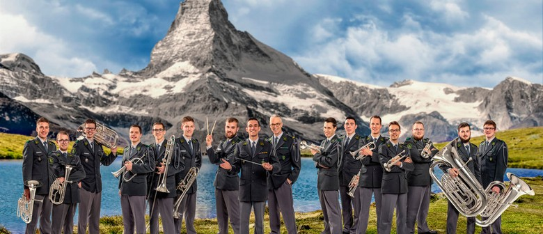 Swiss Army Band and Royal NZ Air Force Band