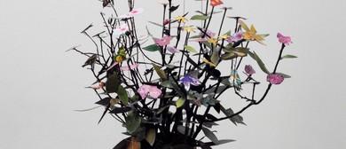 Gallery Club #41 - Vase of Flowers