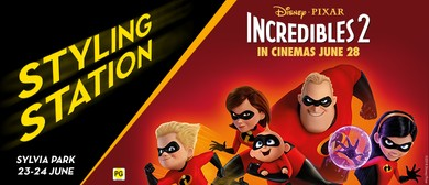 Incredibles 2 Styling Station