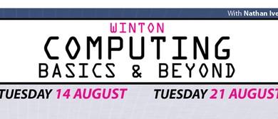 Winton Computer Basics & Beyond