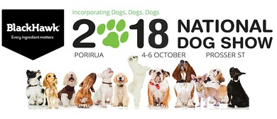 Black Hawk National Dog Show 2018