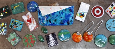 Torch Fired Enamelling - Weekend Class