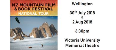 Wellington Tour – Best of The NZ Mountain Film Festival 2018
