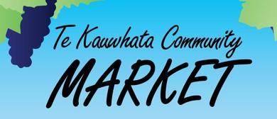 Te Kauwhata Community Markets