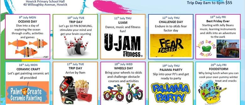 Skids July Holiday Programme