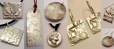 Winter Art Warmers - Silver Jewellery Making