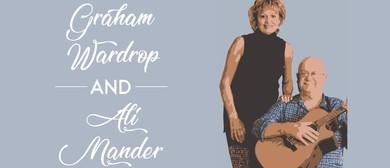 Graham Wardrop Featuring Ali Mauder