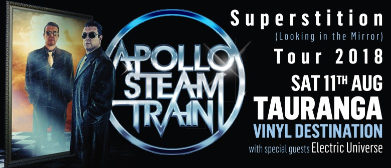 Apollo SteamTrain - Superstition Tour